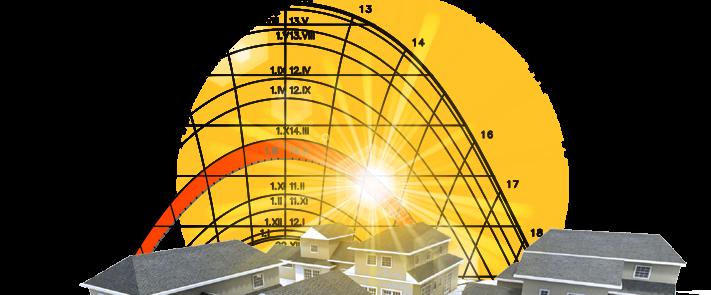 Slnko a denné svetlo v životnom prostredí